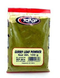 Curry Leaf Powder [Ground Curry Leaves] | Buy Online at The Asian Cookshop